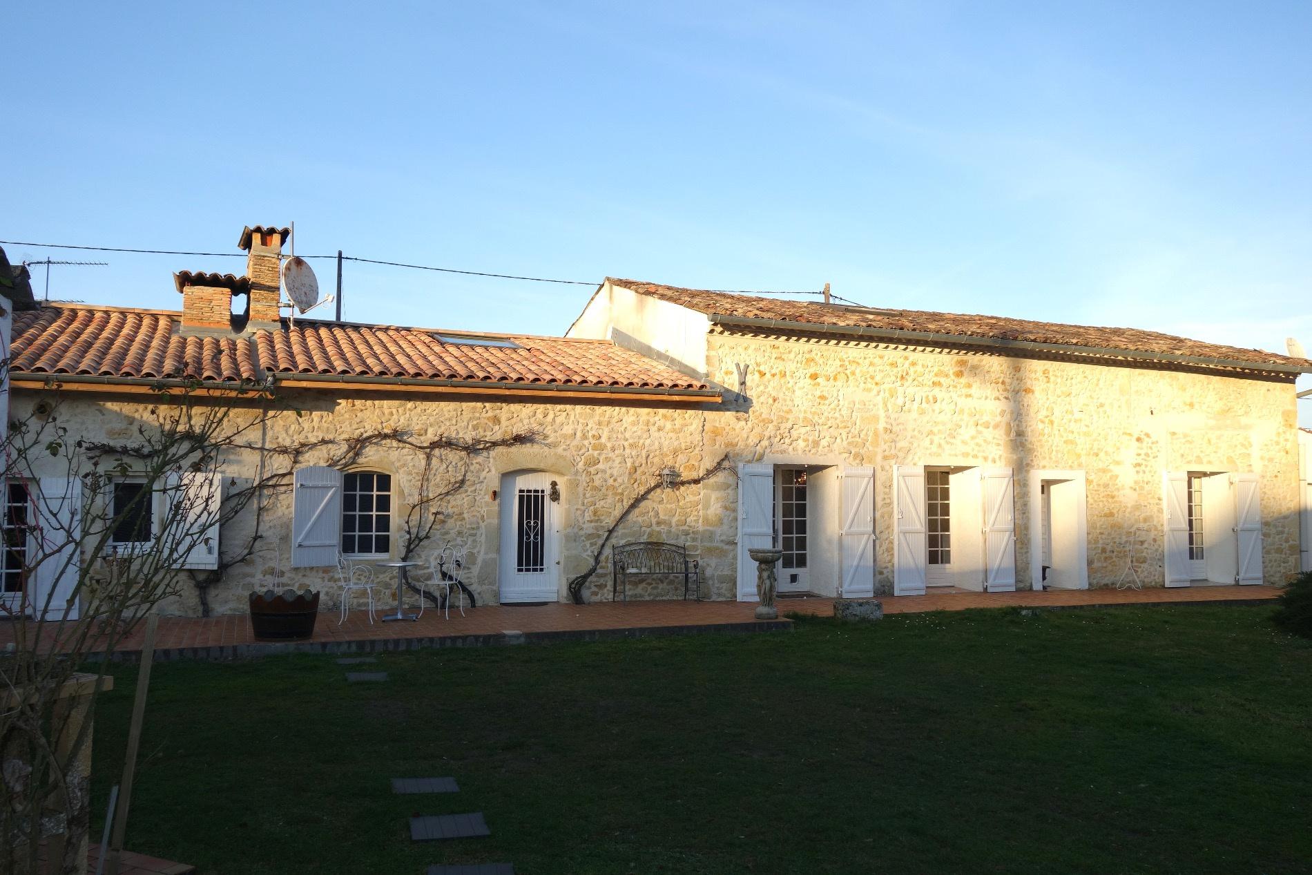 Offres de vente Maison Saint-Laurent-Médoc 33112